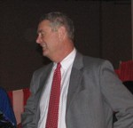 Reds' Chief Operating Officer  John Allen