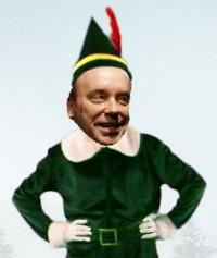 Wayne Krivsky's Christmas Card