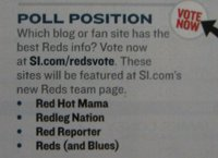 Red Hot Mama in Sports Illustrated