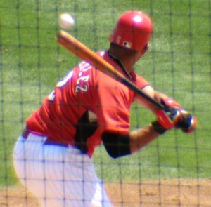 Alex Gonzalez at the Bat