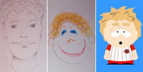 Good man drawings
