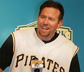 Pirate Sean Casey