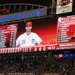 The Reds, like Opening Day, lose Opening Night