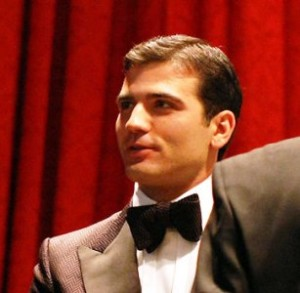 Votto in a tux