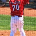 Frazier at the plate