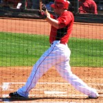 Frazier swinging