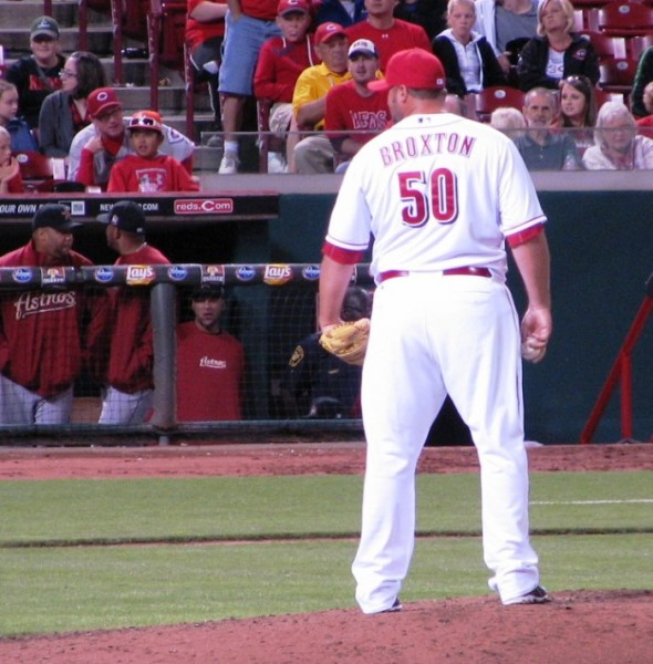 Putting in a picture of Broxton here because I don't have one of Partch.