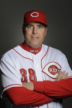 Bryan Price has been the pitching coach for the Cincinnati Reds since taking over for Dick Pole in 2009.