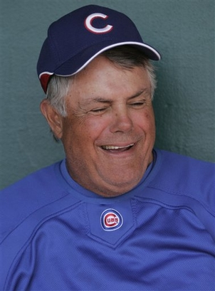 Lou Piniella Using Pop Rocks When Dynamite is Due