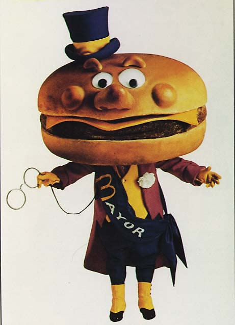 Mayor McCheese. Obviously.