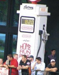 Astros Homerun Pump