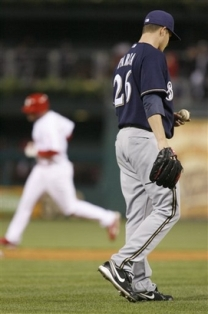 Where do the Brewers go from here? Photo via Yahoo! Sports