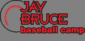 Jay Bruce Baseball Camp Logo