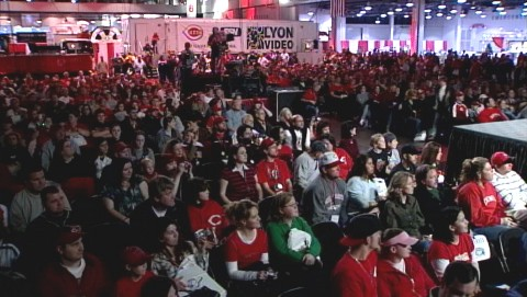 Arroyo first performed at Redsfest in 2006