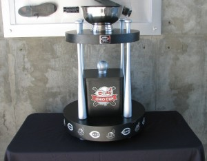 The fabled Ohio Cup