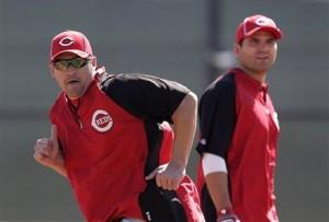 Scott Rolen and Joey Votto