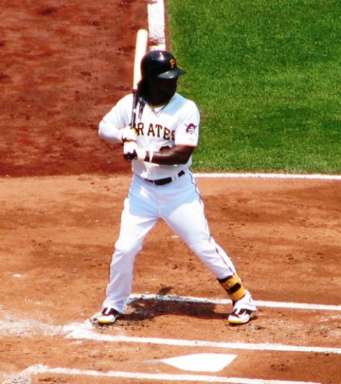 Looking forward to seeing this guy tomorrow. I miss him from his Indianapolis Indians days.