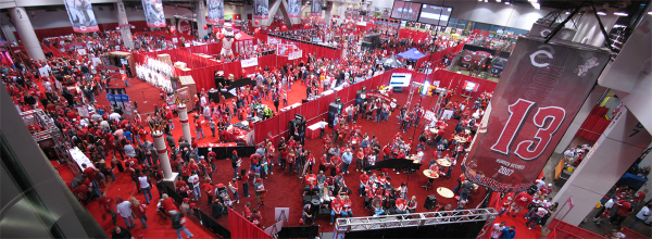 The 2012 RedsFest was bigger than ever.