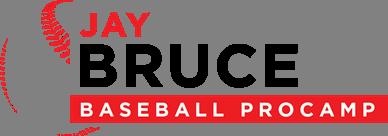 Jay Bruce Baseball Pro Camp logo
