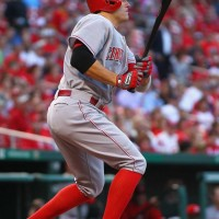 Joey Votto just hit an RBI