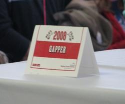 Gapper's Card