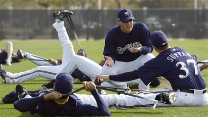Ned Yost and his impossible leg are no more