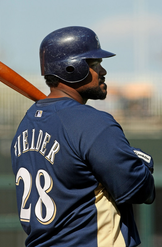 Prince Fielder — will he ever get his just desserts?