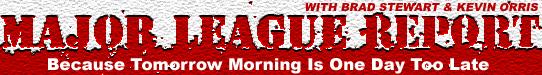 Major League Report logo