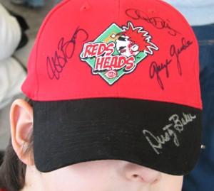 The Autographed Hat